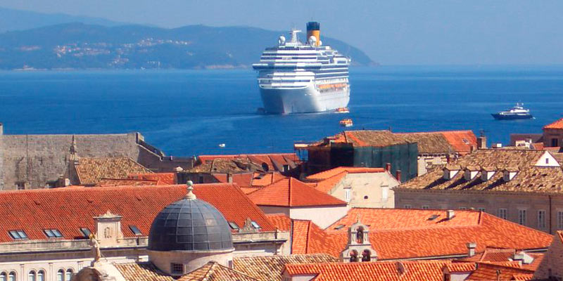 Dubrovnik Old Town Port and Anchorage