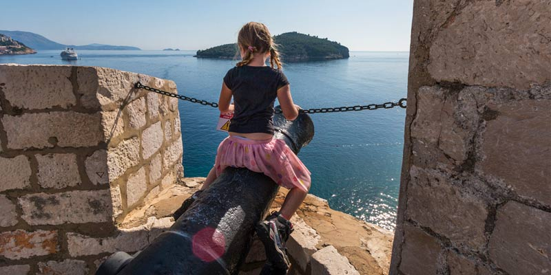 Dubrovnik Family Tour