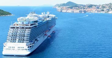 Regal-Princess-Dubrovnik